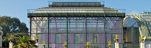 Le toit v g tal du centre commercial beaugrenelle - Jardin suspendu paris argenteuil ...