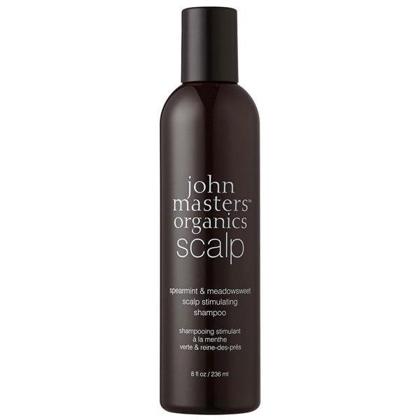 shampooing stimulant menthe verte reine des prs john masters organics - Coloration Epicea L Oreal