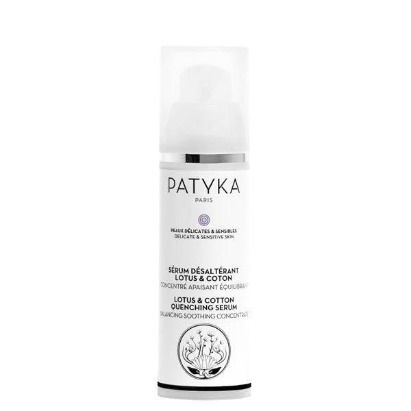 Sérum hydratant bio pour peau sensible PATYKA