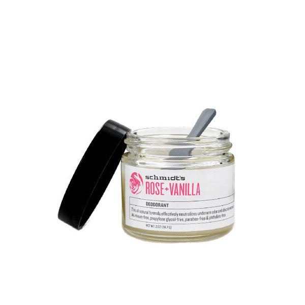 d odorant naturel en pot rose vanille schmidt 39 s. Black Bedroom Furniture Sets. Home Design Ideas