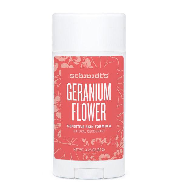 d odorant naturel en stick au g ranium pour peau sensible schmidt 39 s. Black Bedroom Furniture Sets. Home Design Ideas