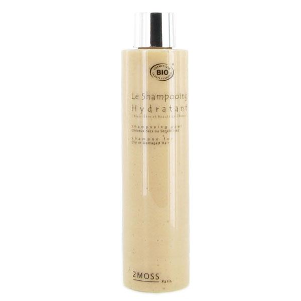 le shampooing hydratant cheveux secs ou sensibiliss 2moss - Shampoing Bio Cheveux Colors