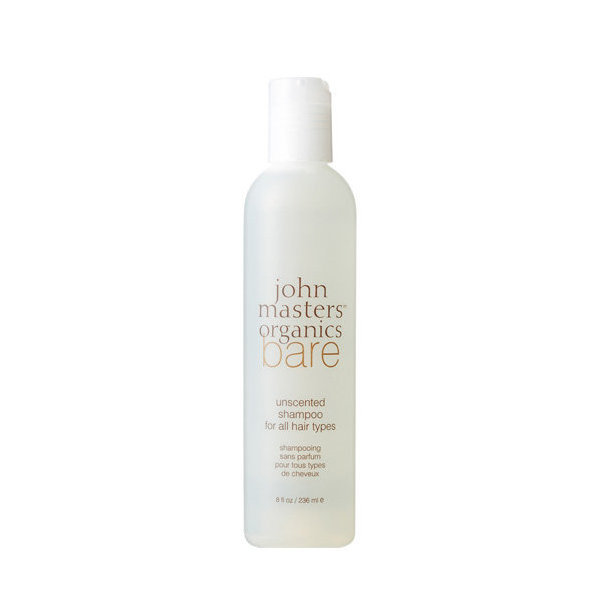 shampooing bio bare sans parfum john masters organics. Black Bedroom Furniture Sets. Home Design Ideas