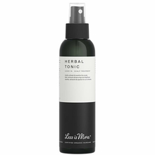 Lotion Herbal Tonic (cuir chevelu irrité, cheveux ternes) - Less is More