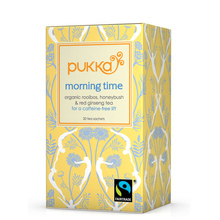Infusion Morning time - Rooibos & Ginseng