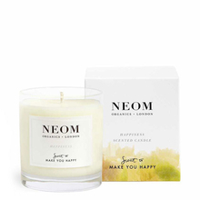 bougie parfum e bio naturelle mimosa neom luxury organics. Black Bedroom Furniture Sets. Home Design Ideas