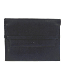 "Etui MacBook Editor bleu ""midnight"" - Matt & Nat"