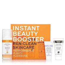 "Coffret ""Instant beauty booster"" - Ren"