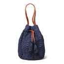 "Sac seau ""Sanibel"" - Navy"