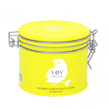 Rooibos Citronnelle & Cassis - Lov Organic