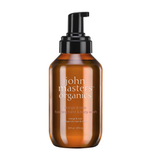 Mousse nettoyante Orange & Rose - John Masters Organics