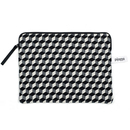 "Housse MacBook pro 13"" / air / retina - Damier optique"
