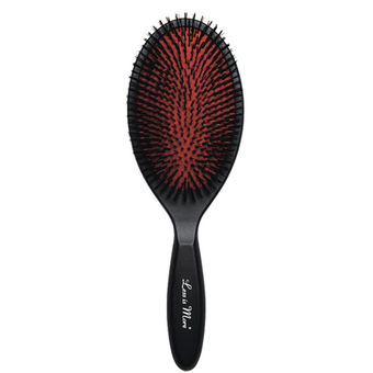Brosse pneumatique en hêtre & poils de sanglier - Less is More