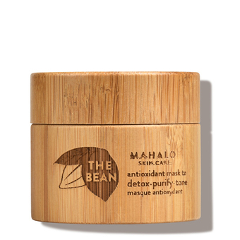 The Bean - Masque antioxydant, détoxifiant & tonifiant - Mahalo