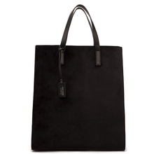 Sac tote Dia - Velours Noir - Collection Holiday - Matt & Nat