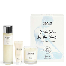 Coffret anti-stress en 3 étapes - Neom Organics