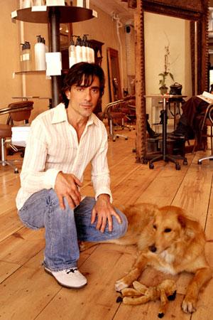 John Masters, fondateur de la marque de shampooing bio John Masters Organics