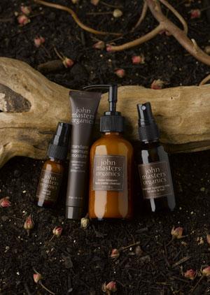 Soins cosmétique bio John Masters Organics