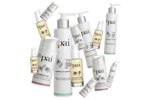 Produits cosmétiques bio et naturels pour peau sensible Pai Skincare
