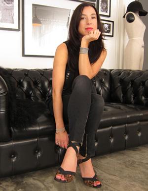Sasha Plavsic de la marque de maquillage bio ILIA