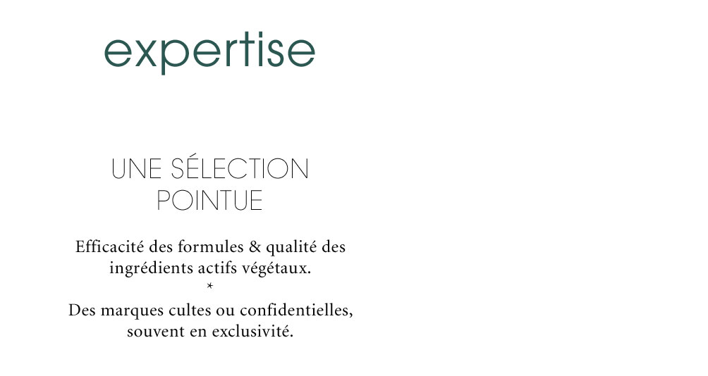 l'expertise Ecocentric