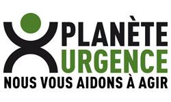 Logo Association Planète Urgence