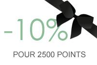 Remise de fidélité de 10%