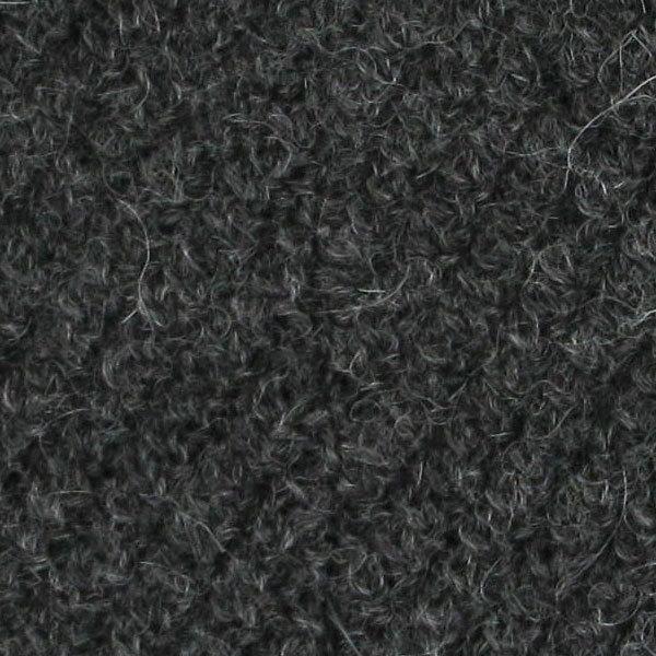 357d6852dc57 Echarpe en laine d alpaga grise anthracite - Punto Andes Made