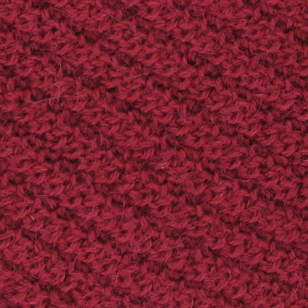03635208eabb Echarpe en laine d alpaga rouge - Punto Andes Made