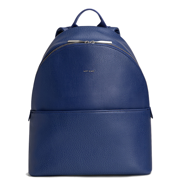 a576241bac3b Sac à dos July en cuir vegan royal - Matt   Nat