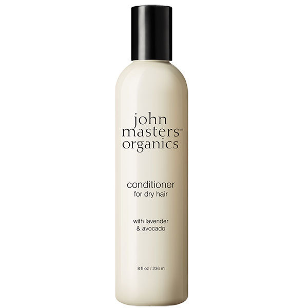apr s shampooing bio lavande et avocat sans silicones john masters organics. Black Bedroom Furniture Sets. Home Design Ideas