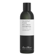 Shampooing éclat Pure Balance au Cajeput (cheveux ternes) - Less is More