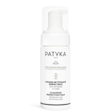 Mousse nettoyante perfectrice - Patyka