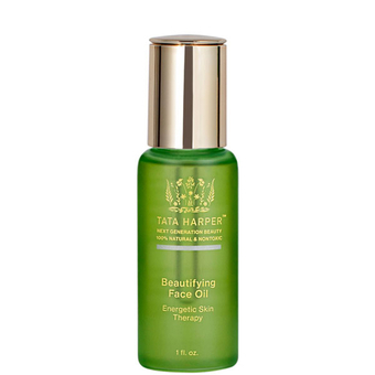 Beautifying face oil - Huile sublimatrice visage - Tata Harper