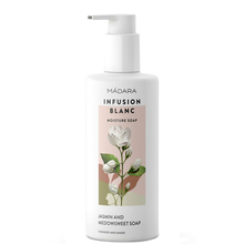Gel douche Infusion Blanc - Madara