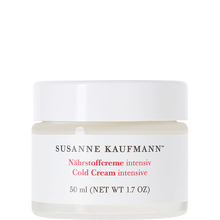 Crème riche Cold Cream intense - Susanne Kaufmann