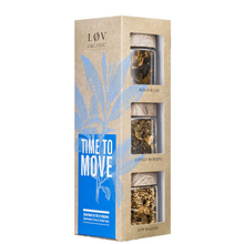 "Coffret ""Time to Move"" - Lov Organic"
