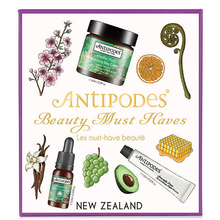 Coffret Beauty Must Haves - Antipodes