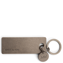 Porte-clés Bene - Antique nickel - Matt & Nat