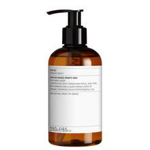 Aromatic Wash - Gel douche Orange d'Afrique