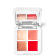 Palette lip2cheek glow quad mini - RMS Beauty