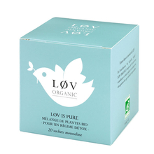 Løv is pure - Detox - Lov Organic