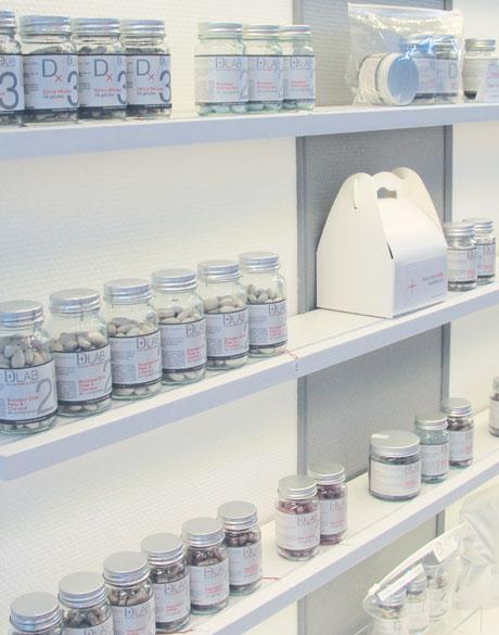 Boutique de compléments alimentaires beauté bio
