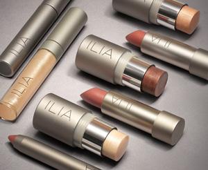 Produits de maquillage bio de la marque américaine ILIA beauty