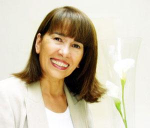 Elyane Moschos créatrice de la marque bio de luxe 2moss