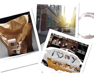 Visuel de la collection de parfum de créateur We Love NY