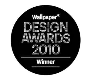 La maison de parfum de luxe Honoré des Prés a été récompensée du Wallpaper design award
