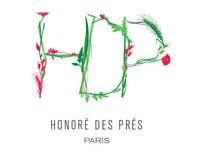 Logo de la marque de parfum biologique de luxe Honoré des Prés