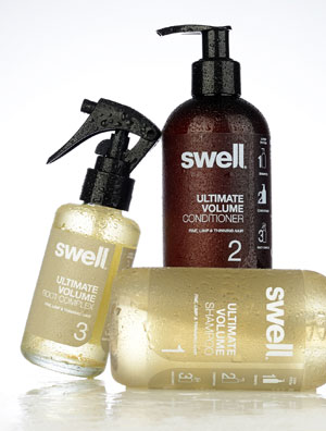 Swell natural hair care