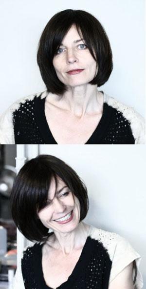 Isabelle Carron, créatrice de la marque de beauté bio green Absolution